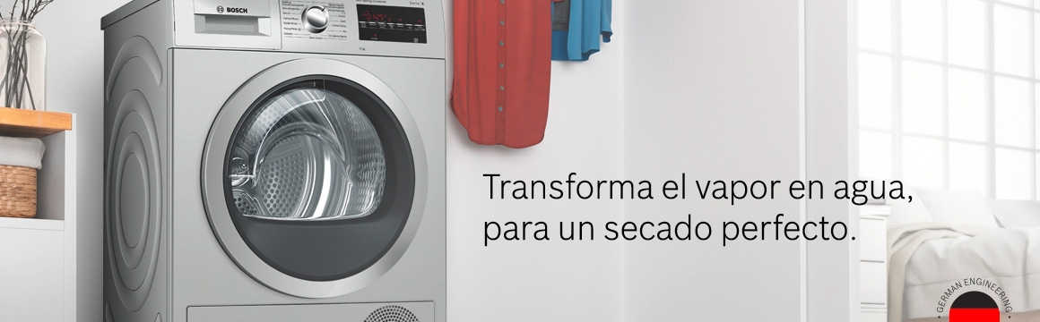 secadora WTG8620XCL