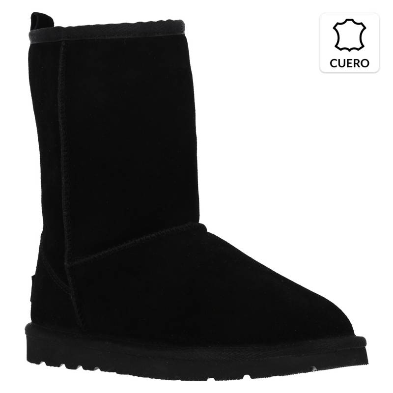 Bamers - Bota Mujer Blast Classic Leather Ng