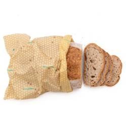 ENVUELBEE - Bolsa Reutilizable Alimentosbr/Beebag XL Panal