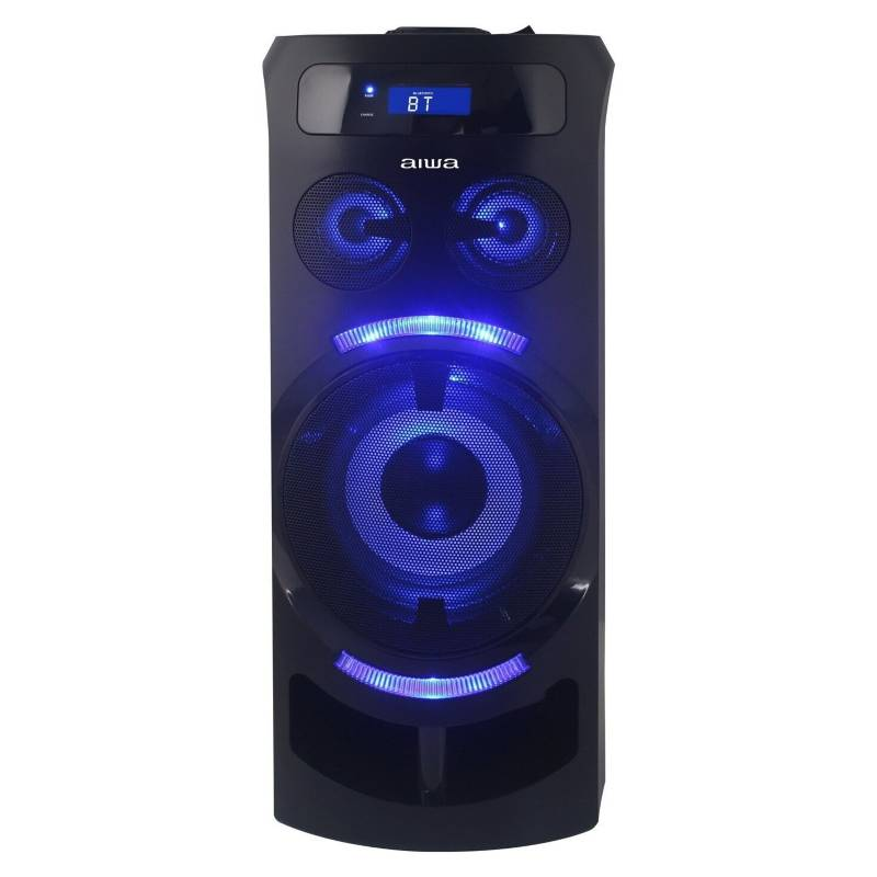 AIWA - Parlante Portátil Karaoke Bluetooth Aiwa AW-POK7
