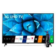Lg - LED 55'' 55UN7310 4K UHD Smart TV 2020 + Magic Remote