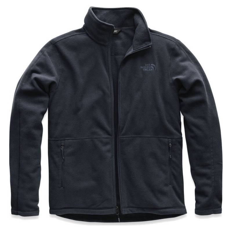 THE NORTH FACE - Polar Hombre M Texture Cap Rock Full Zip