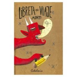 Librerias Catalonia Ltda - Libreta de Viaje