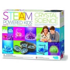4M - Steam Ciencia de Cristales