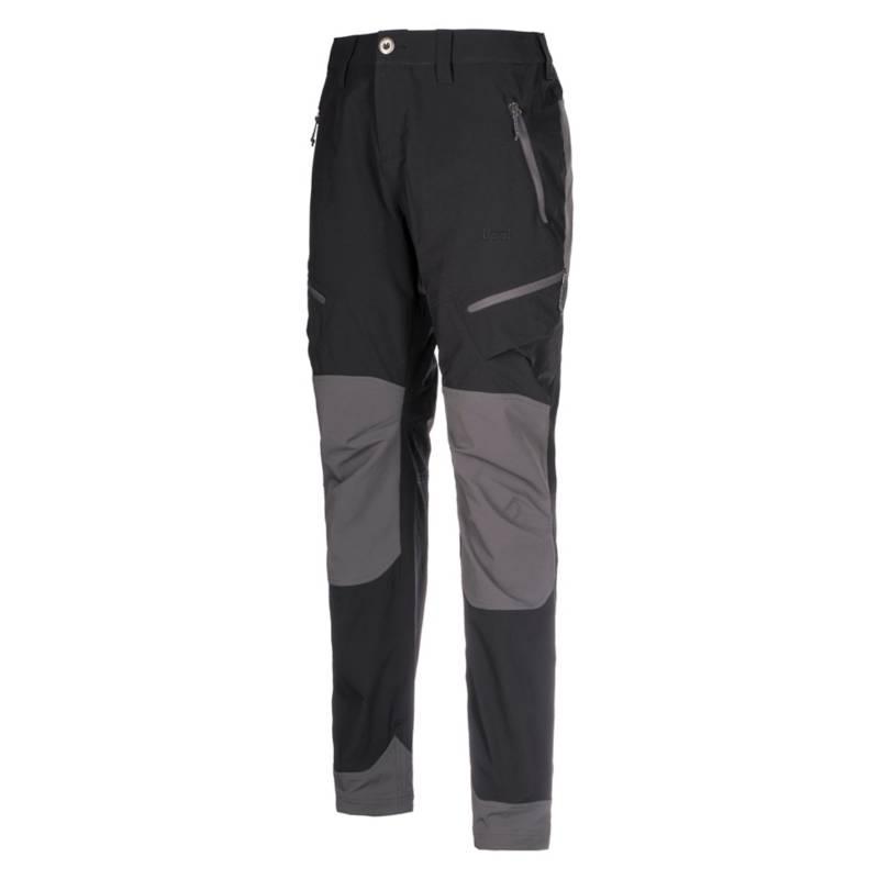 LIPPI - Pantalón Mujer Pionner Q-Dry Negro