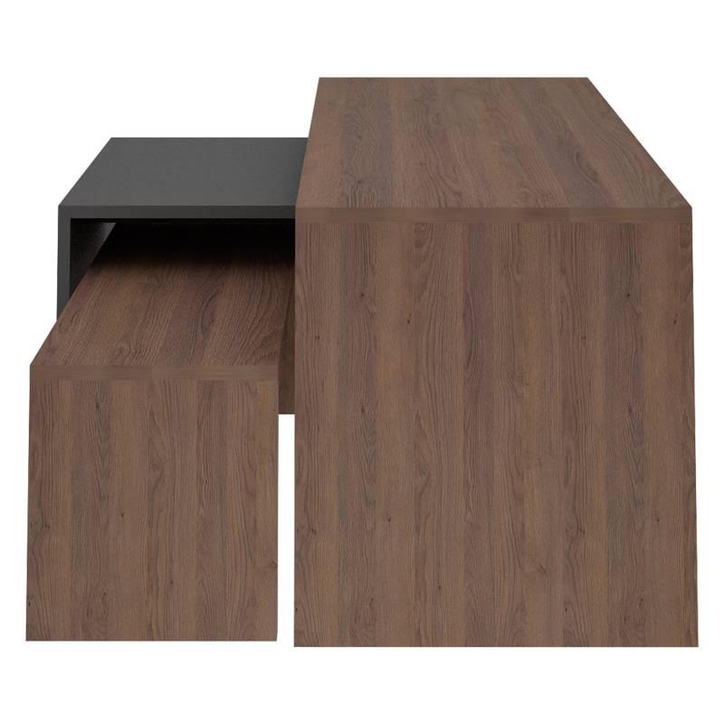 Silcosil - Set x3 Mesas de Centro