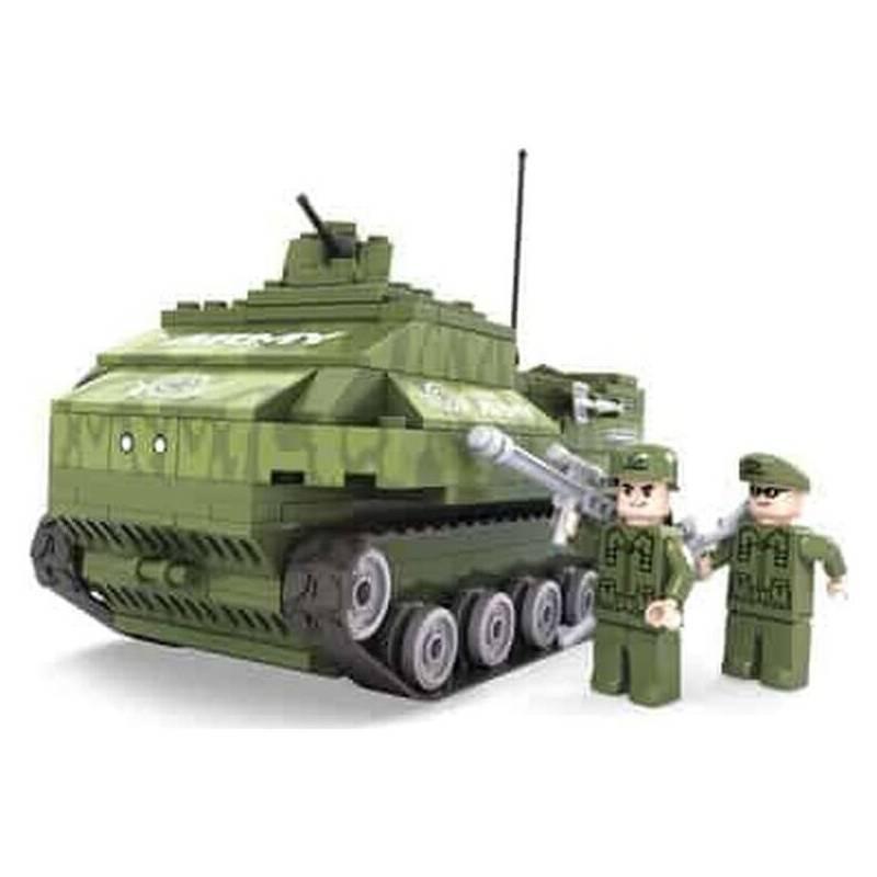 BRICTEK - Army Bazooka Tank