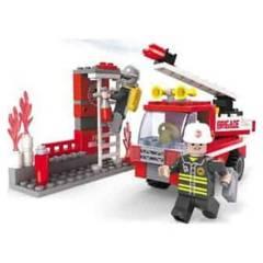 BRICTEK - Fire Truck Simulator