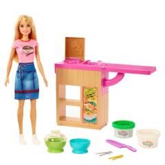 Barbie - Cocina de Fideos