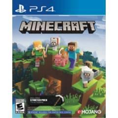 SONY - Minecraft Starter PS4