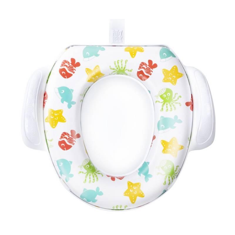 INFANTI - Asiento  adaptador para Baño Diseño del Mar
