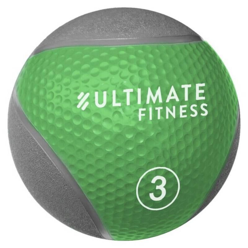 Balón Medicinal con Rebote Pro 3 Kg