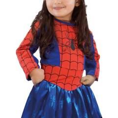 Marvel - Disfraz Spidergirl 6 - 7