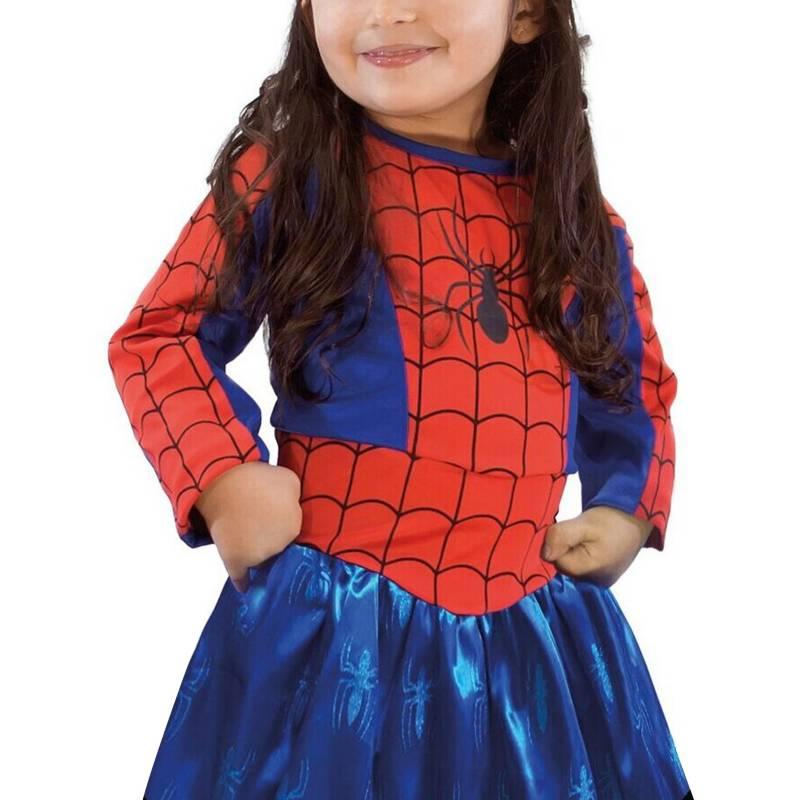 Marvel - Disfraz Spidergirl 4 - 5