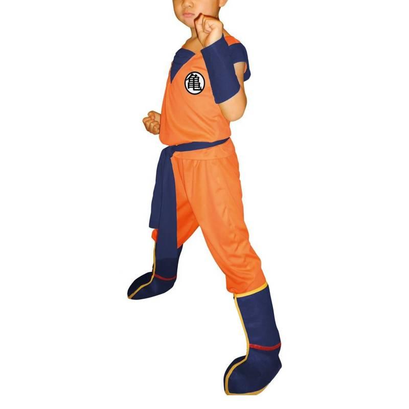 DRAGON BALL - Disfraz Goku 8 - 9 Años