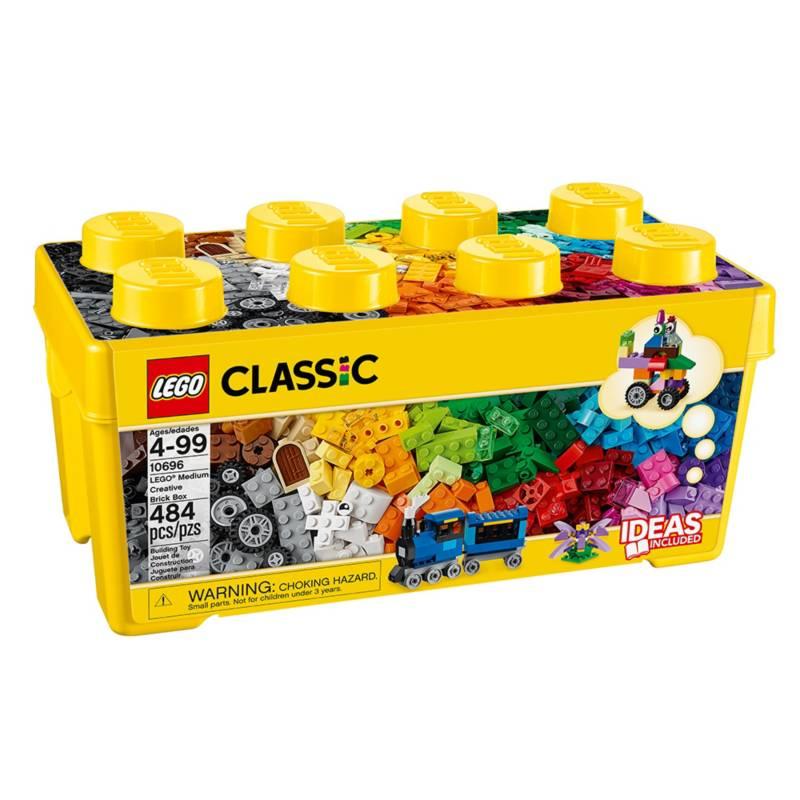 Lego - Caja Mediana de Ladrillos
