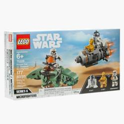Lego - Stars Wars Escape Pod v/s Pewback