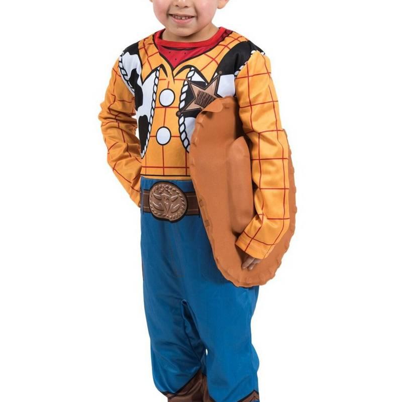 Disney - Disfraz Woody 3 Años Disney
