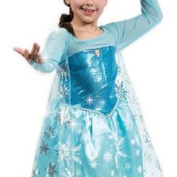 Disney - Disfraz Frozen Deluxe 4-5 Años Disney