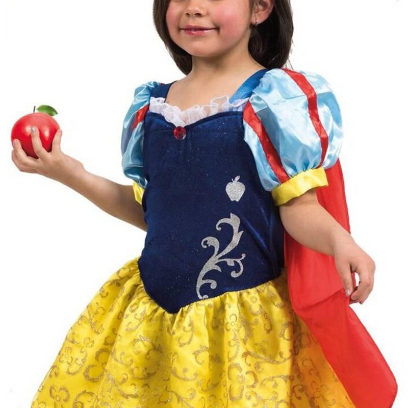 Disney - Disfraz Blanca Nieves 4 - 5 Años Disney