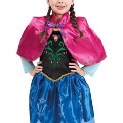 Disney - Disfraz Frozen Anna Deluxe 4-5 Años Disney