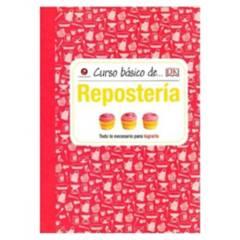 Editorial Contrapunto - Curso Basico De... - Reposteria
