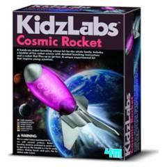 4 M - Ciencia Cohete Cosmico