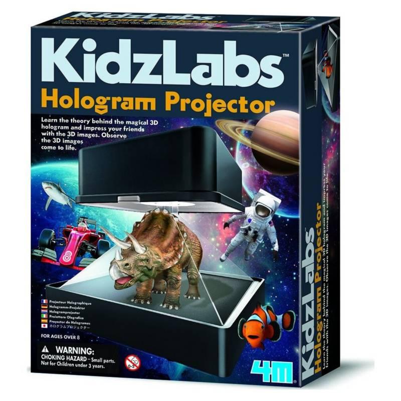 4M - Ciencia Proyector Holograma