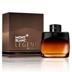 Montblanc - Perfume Legend Night Edp 50ml Edición Limitada