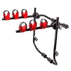 BJ HOGAR - Porta Bicicletas para Autos con 3 Soportes