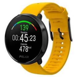 Polar - Polar Ignite Smartwatch Yellow
