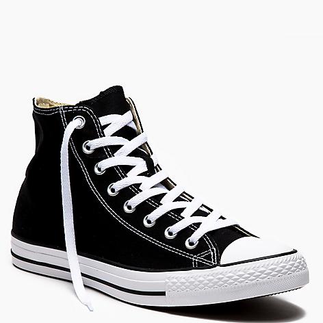 zapatillas converse negras falabella