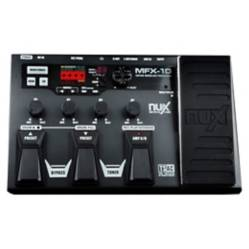 Nux - Pedalera Multiefecto Nux Mfx-10