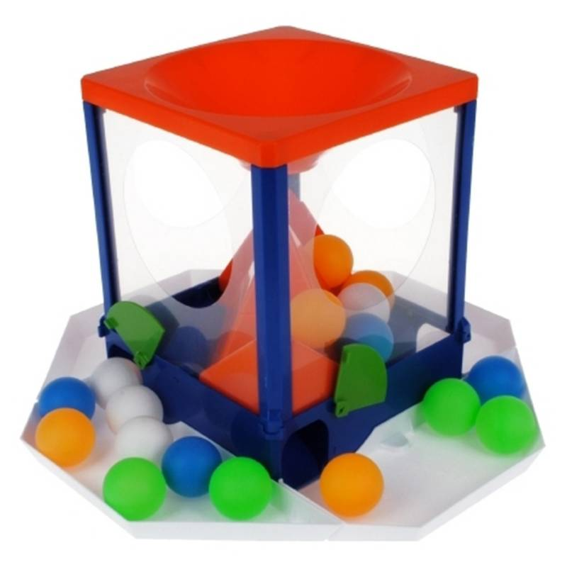 ANSALDO GAMES - Juego King Pong