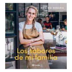 Editorial Planeta - Los Sabores de Mi Familia