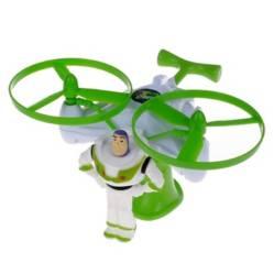 Toy Story - Figura Voladora Buzz con Lanzador Toy Story