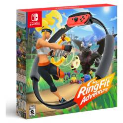 Nintendo - Ring Fit Adventure Nintendo Switch