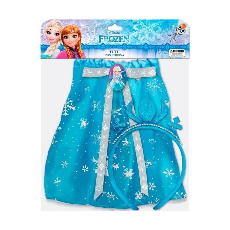 FROZEN - Faldita con Accesorio Frozen Disney