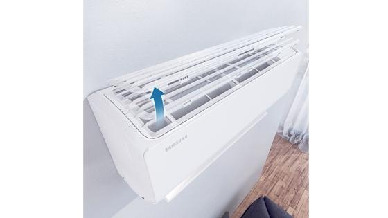 Samsung Split Inverter, 9000 BTU, WI-FI, Frío & Calor
