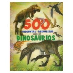 SILVER DOLPHIN - 500 preguntas y respuestas - SOBRE LOS DINOSAURIO