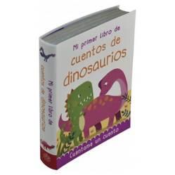 SILVER DOLPHIN - Mi Primer Libro de Cuentos de Dinosaurios