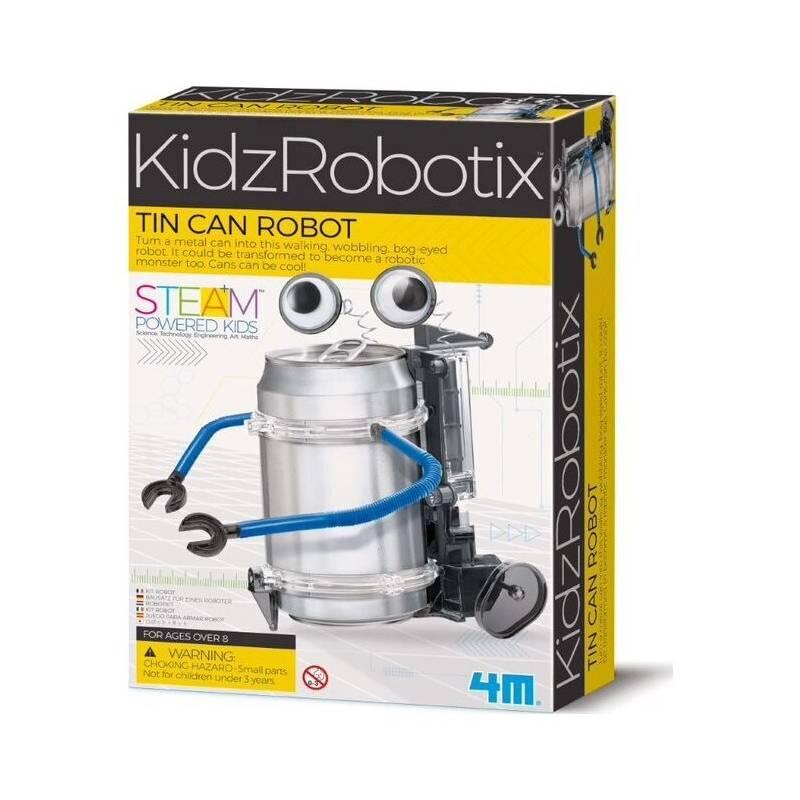 4M - Robot Lata de Bebida