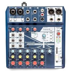 Soundcraft - Soundcraft Notepad 8Fx con Usb