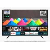 "Samsung - QLED SAMSUNG 65"" QN65Q60 4K Ultra HD Smart TV 2020"