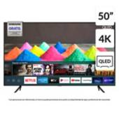 "Samsung - QLED 50"" QN50Q60TAGXZS 4K Ultra HD Smart TV"