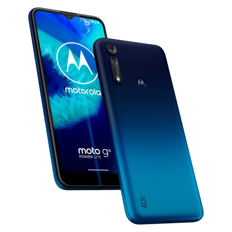 Motorola - Smartphone G8 Power Lite 64GB
