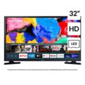 "SAMSUNG - LED 32"" UN32T4300AGXZS Full HD Smart TV"