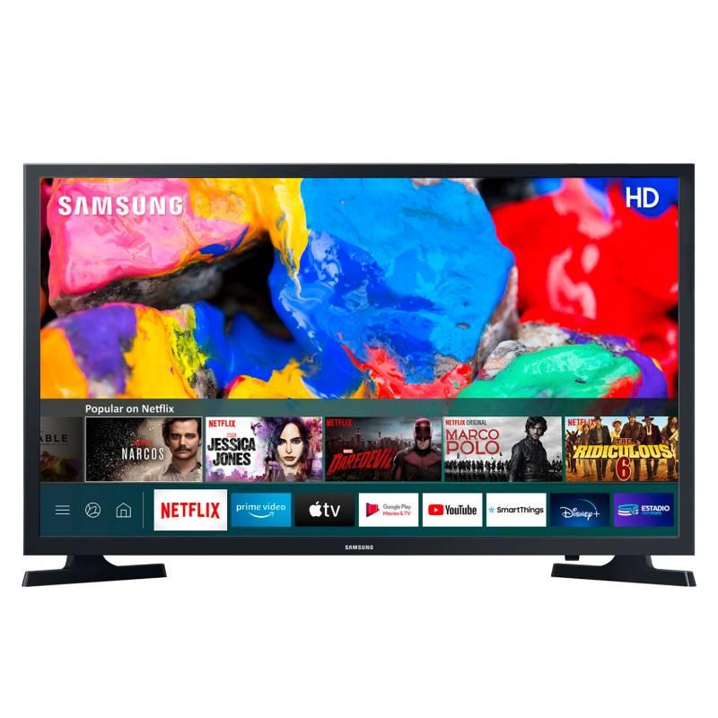 """SAMSUNG - LED 32"""" T4300 HD Smart TV"""