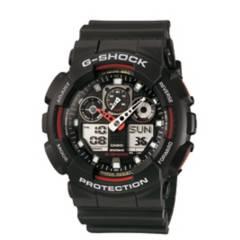 G-Shock - Reloj  hombre GA-100-1A4DR