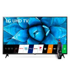 "Lg - LED LG 50"" UN7310 4K Ultra HD Smart TV 2020 + Magic Remote"